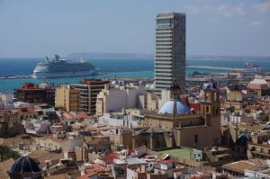 Mariner in Alicante