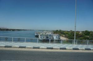 Nile Cruise Boats
