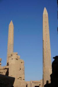 Queen Hatshepsut Obelisks