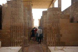 Saqqara Columns
